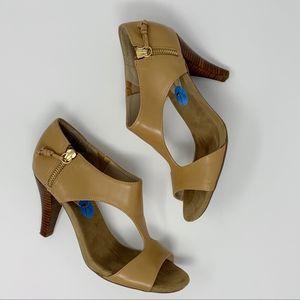 Adrienne Vittadini Vinnie Sandals Heel Pump 7.5